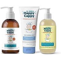 Happy Cappy Sensitive Skin Bundle | Manage Seborrheic Dermatitis and Sensitive Skin…