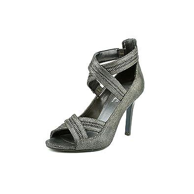 a66cbcc8ef44 Cole Haan Maria Sharapova Shanley Womens Size 5 Black Dress Sandals Shoes