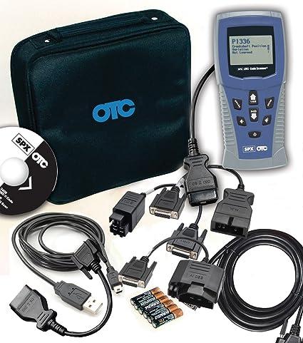 Amazon com: OTC 3498 OBD I and OBD II Enhanced Code Scanner: Automotive
