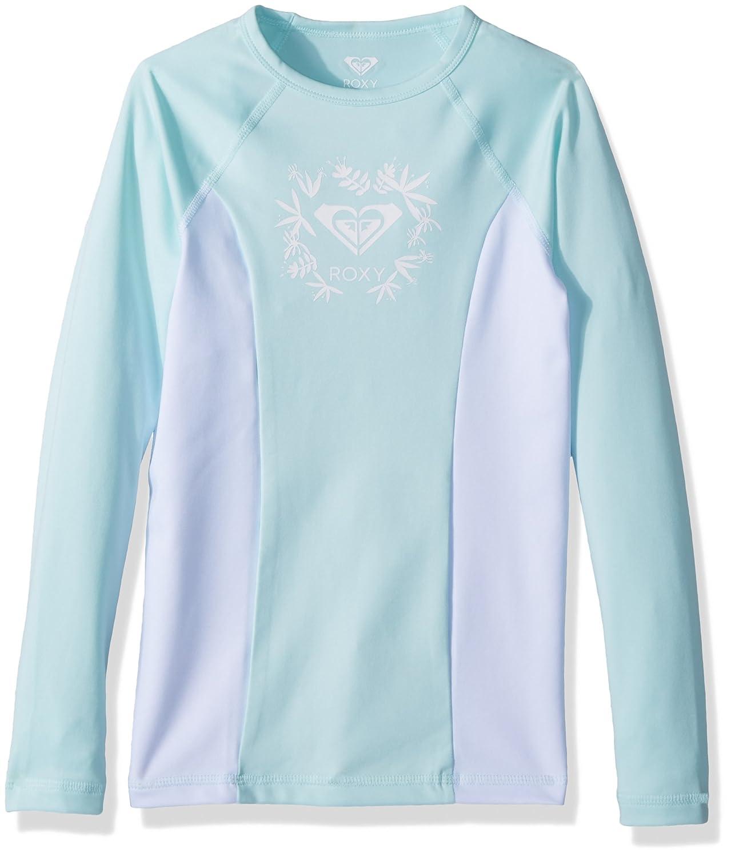 Roxy SWIMWEAR ガールズ 12 Length Blue Light B074XNYGBQ