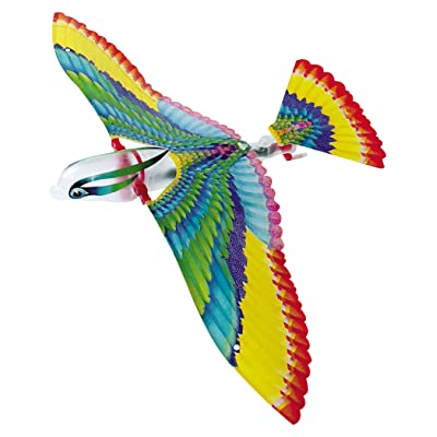 Schylling Tim Bird Mechanical Flying Toy: Toys & Games