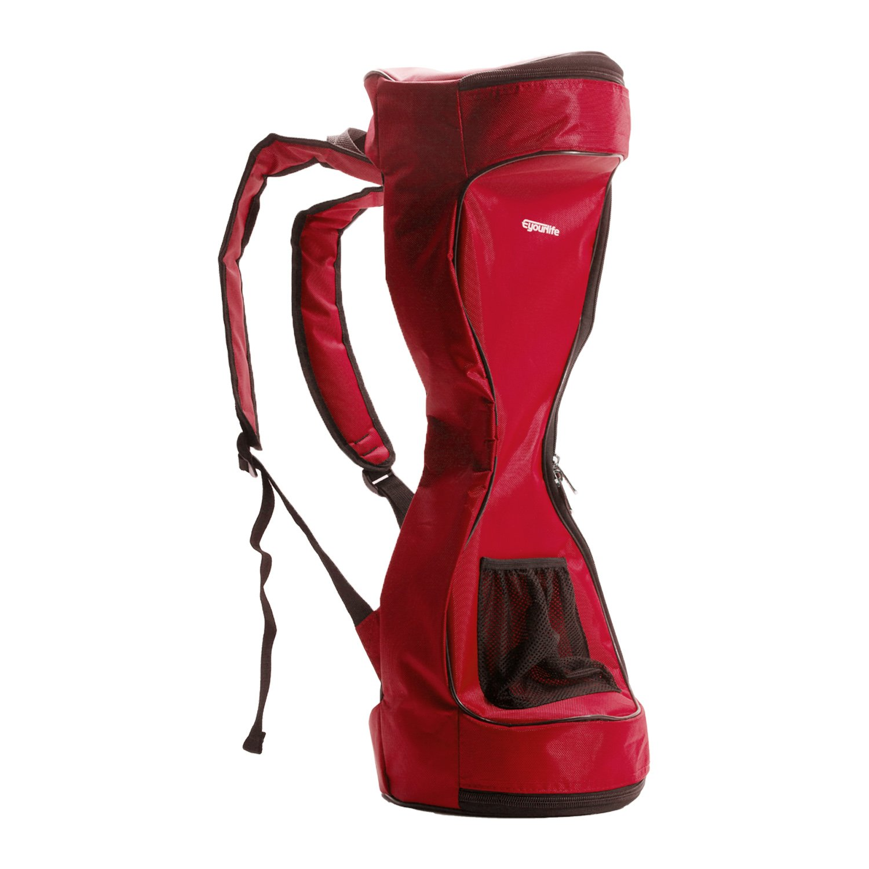 Eyourlife 6.5'' Waterproof Oxford Material Hoverboard Backpack Bag -Two Wheel Scooter Bag Portable Durable Scooter Handbag Storage Bag Red