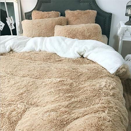 Juego de sábanas, forro polar Bereber 1 Funda nórdica 1