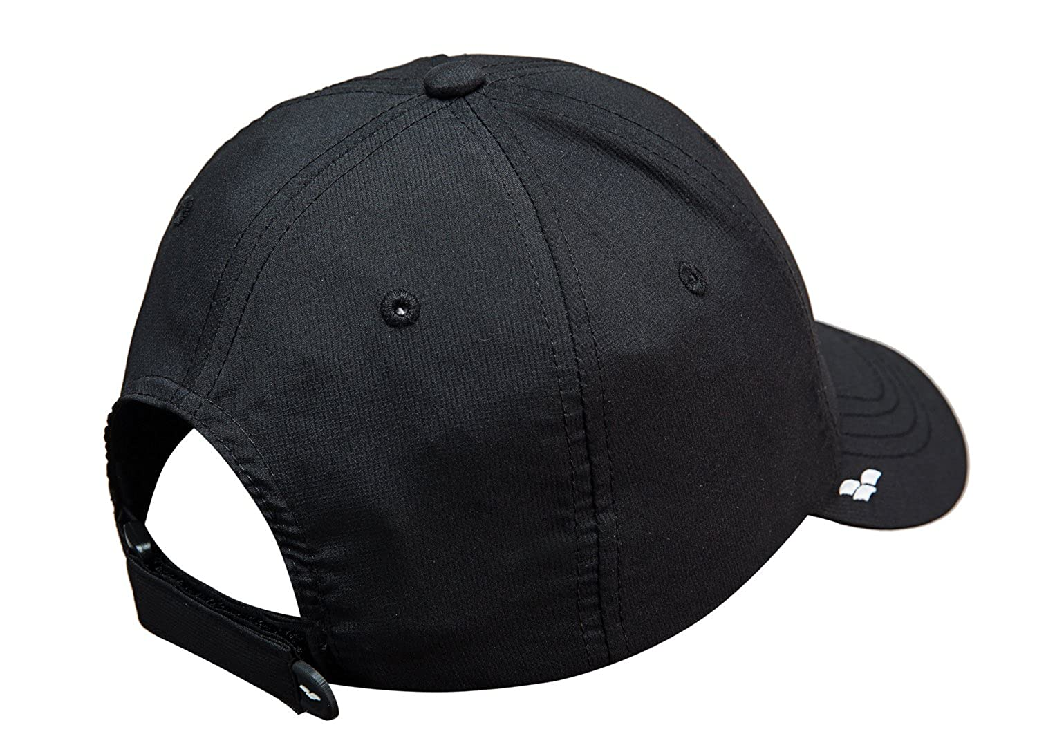 572aa88edf MIERSPORTS Unisex Running Golf Sports Hat Water-Resistant Baseball Cap,  Black at Amazon Men's Clothing store:
