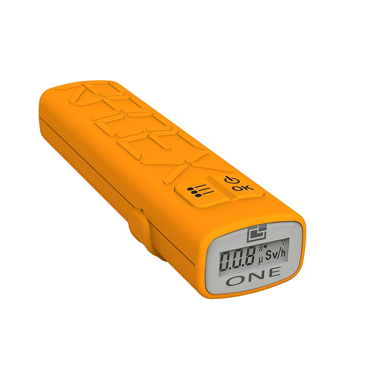 "RADEX ONE Personal RAD Safety""Outdoor Edition"" High Sensitivity Compact Personal Dosimeter, Geiger Counter, Nuclear Radiation Detector w/Software"