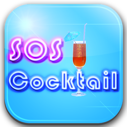 SOS Cocktail - Drink (Dutch Liqueur)