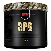 Redcon1 RPG | Glucose Disposal Complex | Regulate and Partition Glucose | 60 Servings | 240 Caps