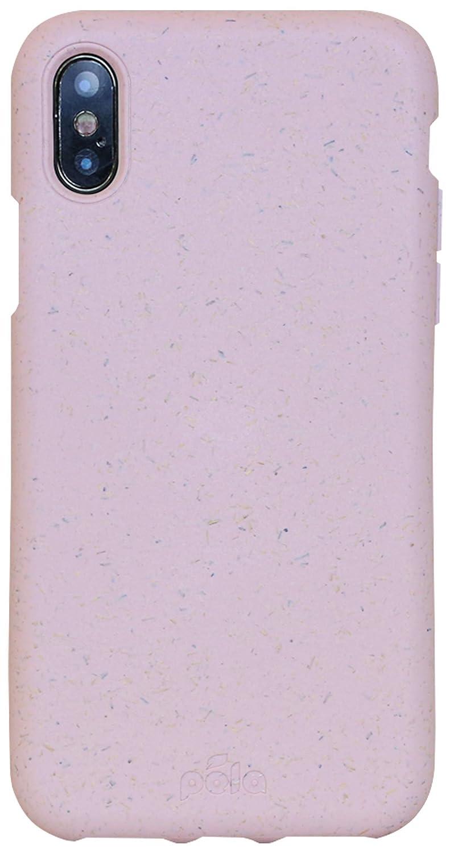hot sale online 3bed3 01cdc Pela: Biodegradable Phone Case for iPhone X - Plastic Free (X-Rose Quartz)