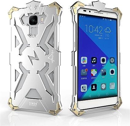 Para Huawei Honor 7 Funda, DDJ Thor Aviación aluminio antiarañazos ...