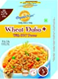OrganoNutri - Wheat Dalia Plus With Soy Power (Two Boxes/ 400gms)