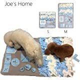 Joe's Home Dog Snuffle Mat for Small Large Dogs Cats, Dog Activity Blanket, Dog Toy Mat, Nose Work Mat for Dogs, Dog Play Mat Sniffing Training Pad Fun Mats, Great for Stress Release