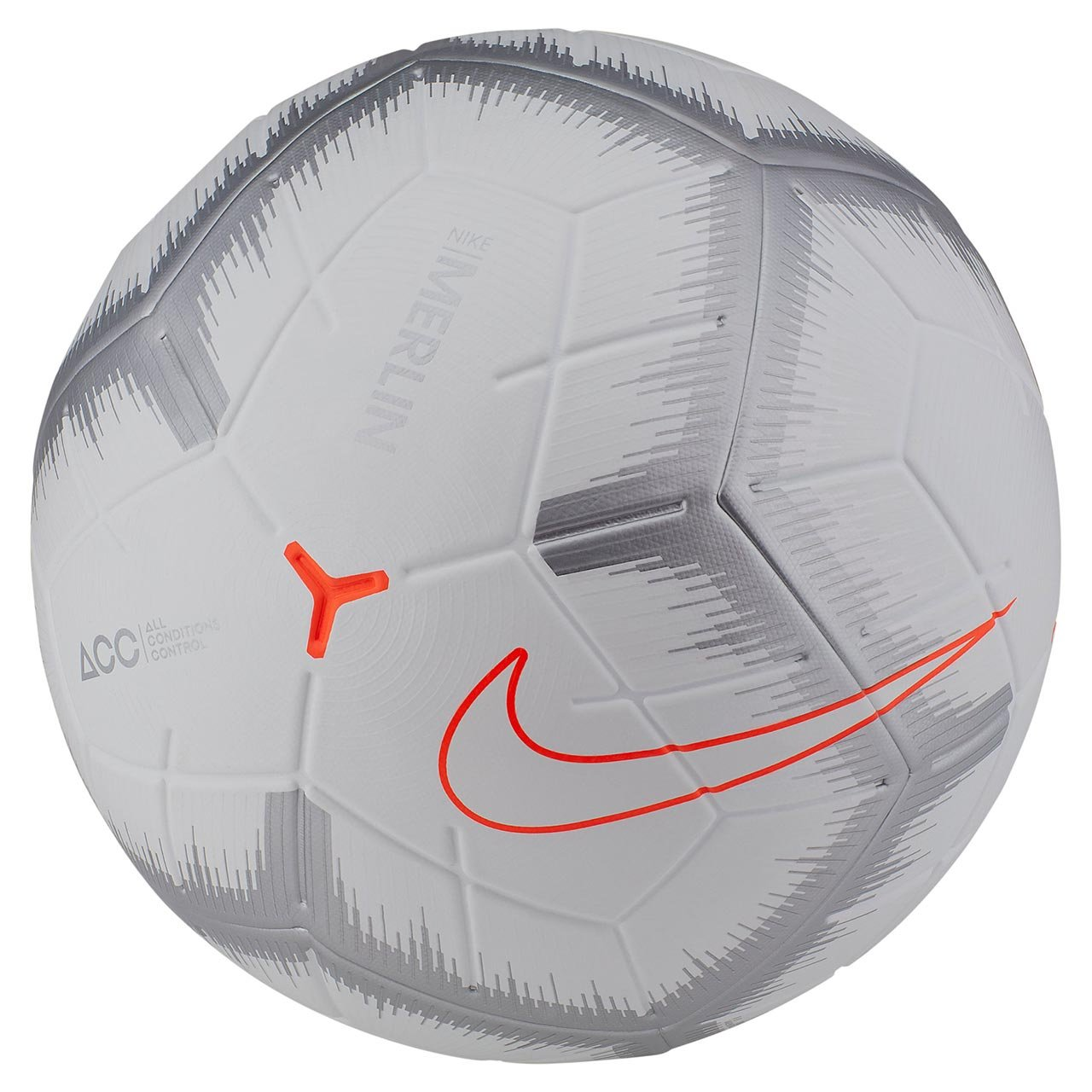 Nike Merlin Acc - Balón de fútbol Oficial (Talla 5): Amazon.es ...