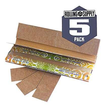 Greengo 2 in 1 Rolling Papers King Size Slim and Filter Tips by