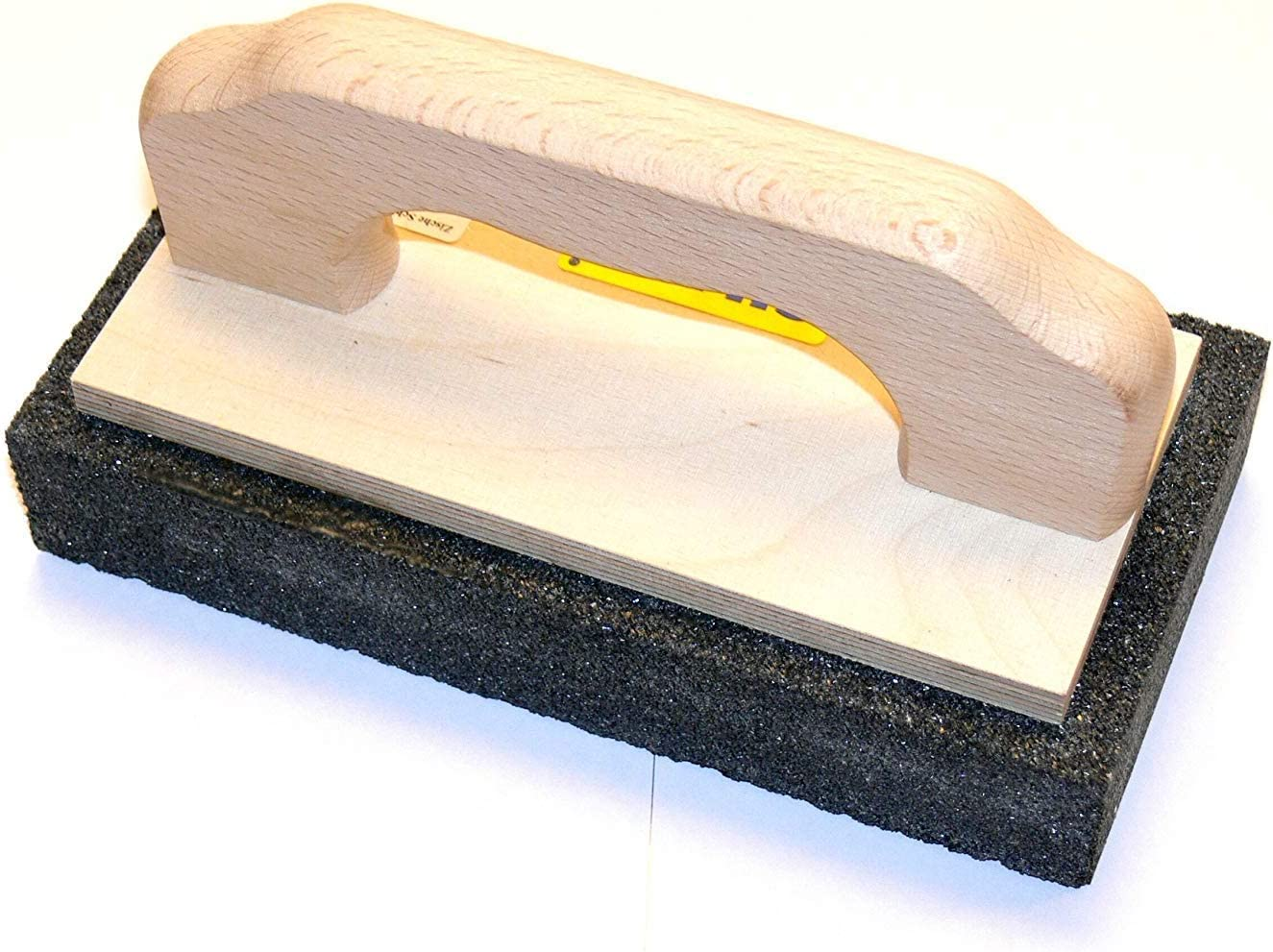 Grinding Stone Silicon Carbide with Handle for concrete and screed 200 x 100 x 35 MM