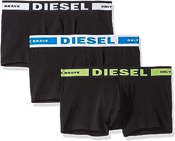 TALLA XL. Diesel UMBX-korythreepack Bóxer (Pack de 3) para Hombre