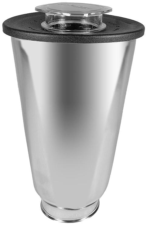 Oster 004887-050-000 - Jarra de acero inoxidable redonda 5 tazas (1.25