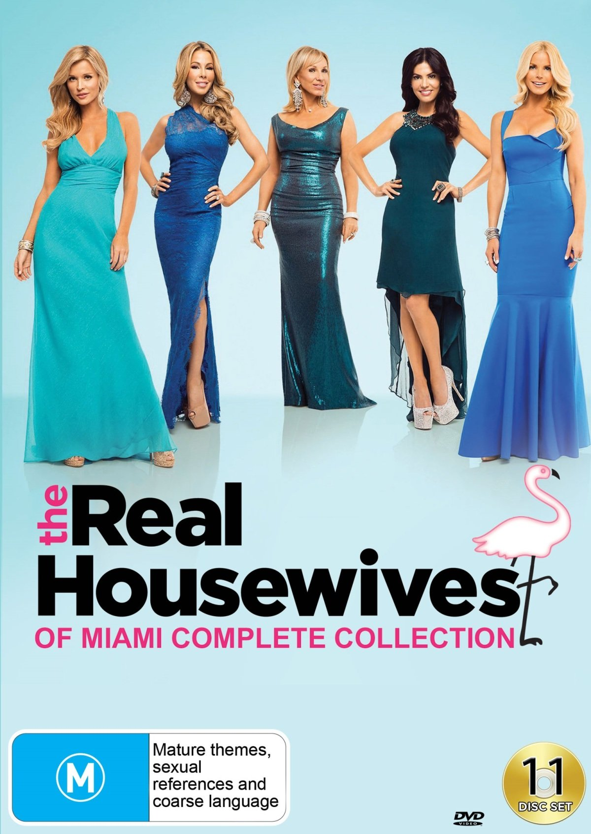 Real Housewives Of Miami: Seasons 1-3