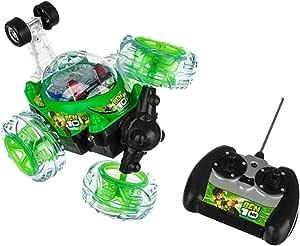 Kyro Toys Ben 10 Remote Control Twister Car