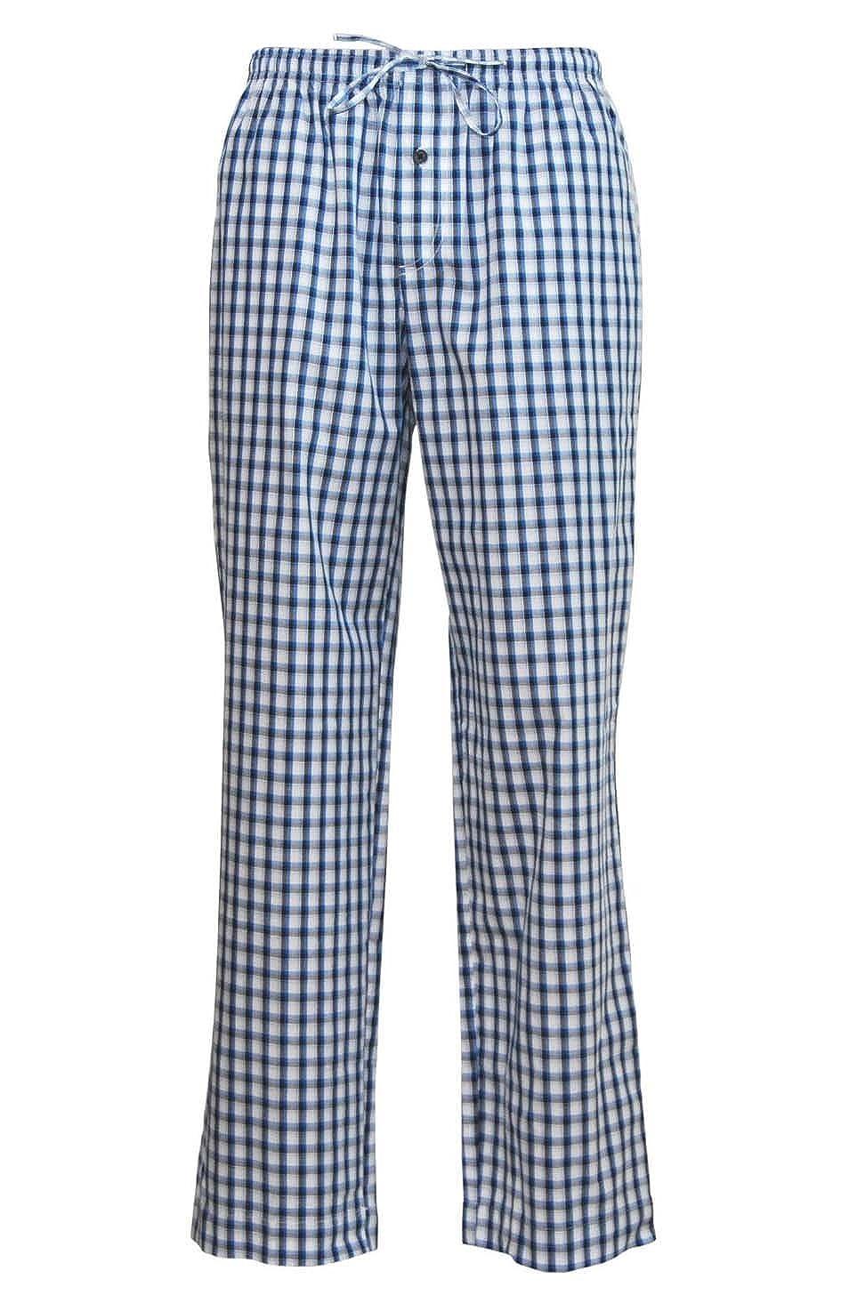Jockey Checked Lounge Pant With Pockets In Denim 3XL 4XL 5XL 6XL