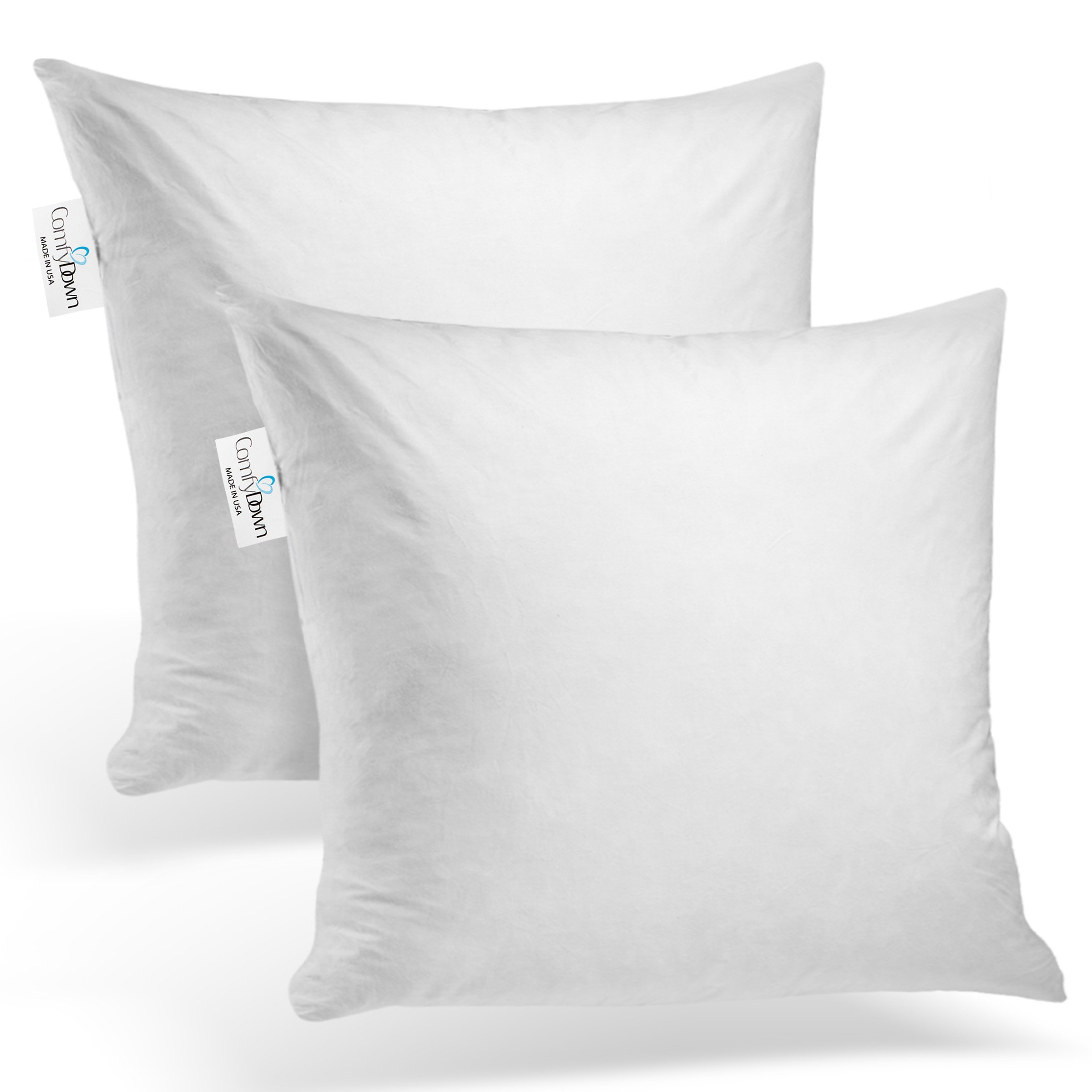 quality high x cushion inserts gallery goose pillow white down of