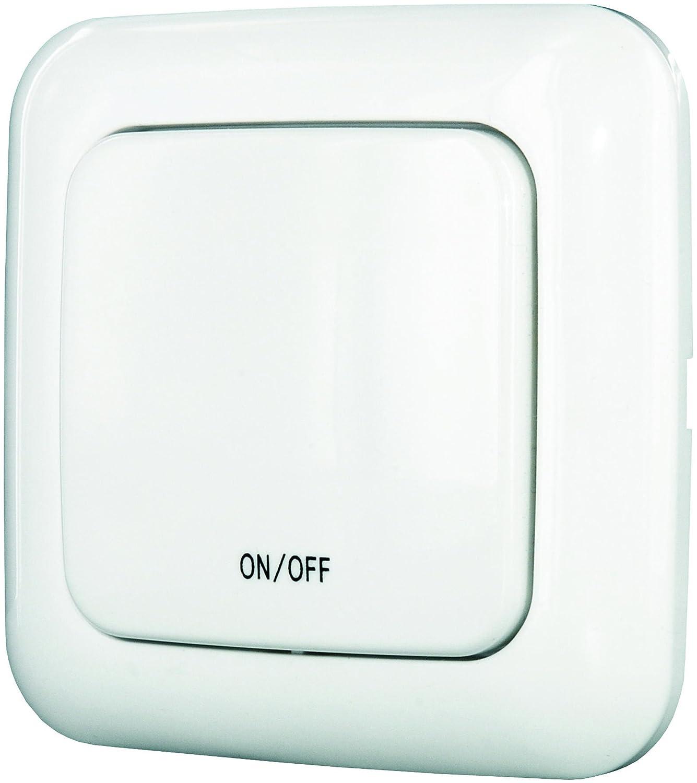 Home Easy HE882 Funk-Einbauschalter mit Ein-/Aus-Empfänger: Amazon ...