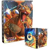 Esportic Verzamelalbum, verzamelkaartenalbum, kaartenalbum, kaartenhouder, map boek GX EX Trainer verzamelkaartalbums…