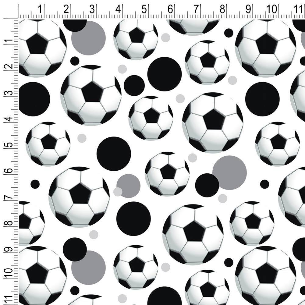 Soccer Pattern Custom Design