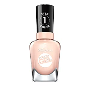 Sally Hansen Miracle Gel Nail Polish - Sheer Happiness - 0.5 fl oz