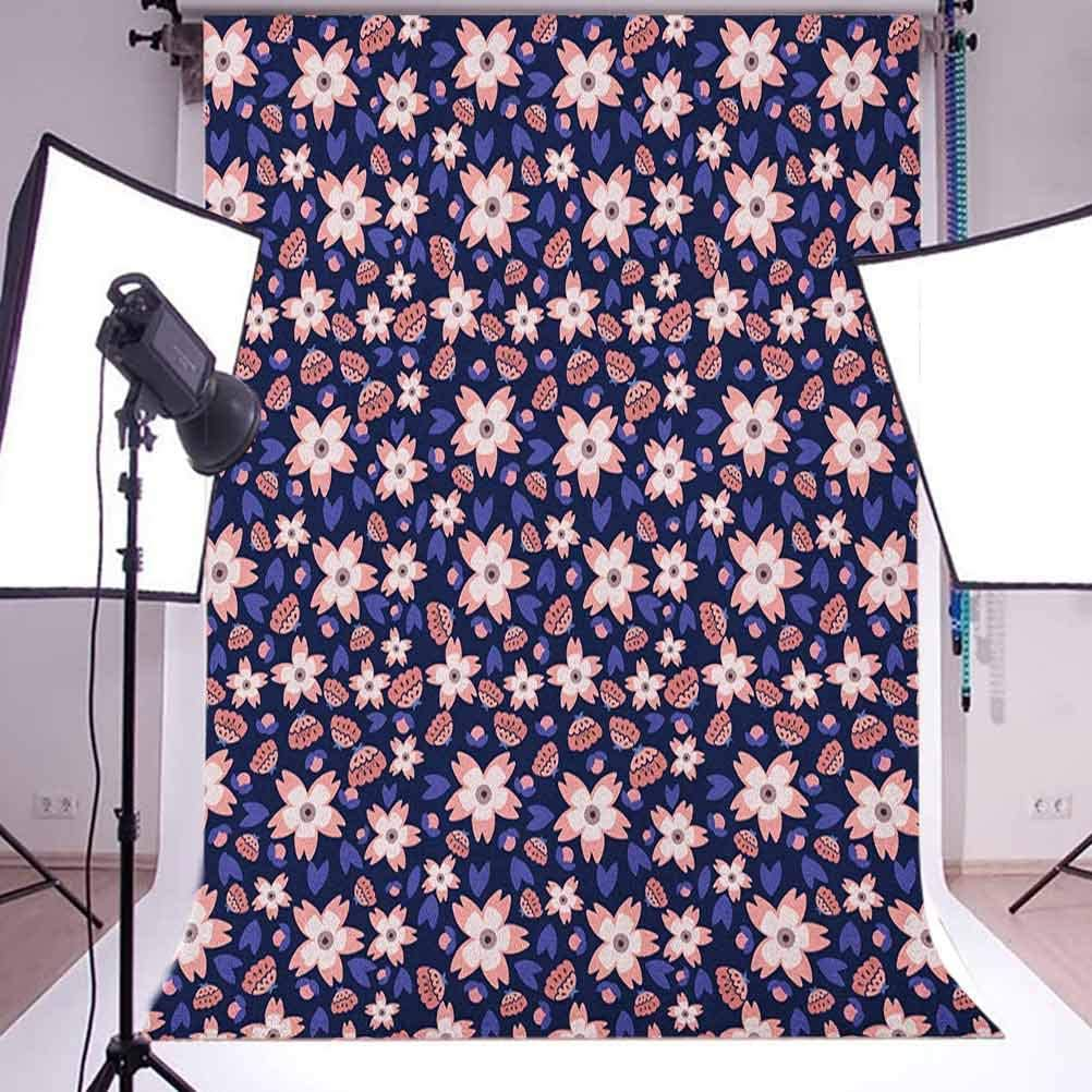 7x10 FT Vinyl Photography Backdrop,Cookies and Candy Canes on Wooden Tree Board Winter Table Spread Season Elements Background for Graduation Prom Dance Decor Photo Booth Studio Prop Banner