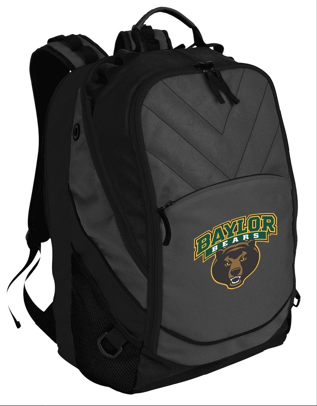 Broad Bay Best Baylor University Backpack Laptop Computer Bag