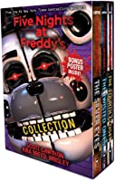 Five Nights At Freddy's 3-book Boxed