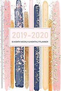 agenda 2019-2020 español: Organiza tu día - Agenda semanal ...