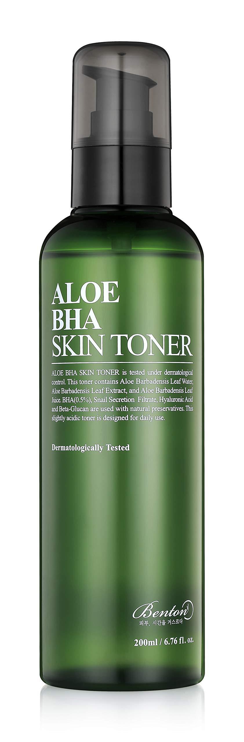 BENTON Aloe BHA Skin Toner by Benton