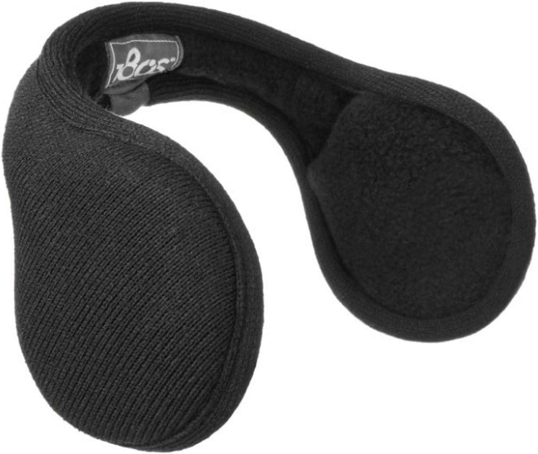 41514-001-01 180s Aztec Ear Warmer Youth Black