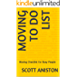 Moving to Do List: Moving Checklist for Busy People