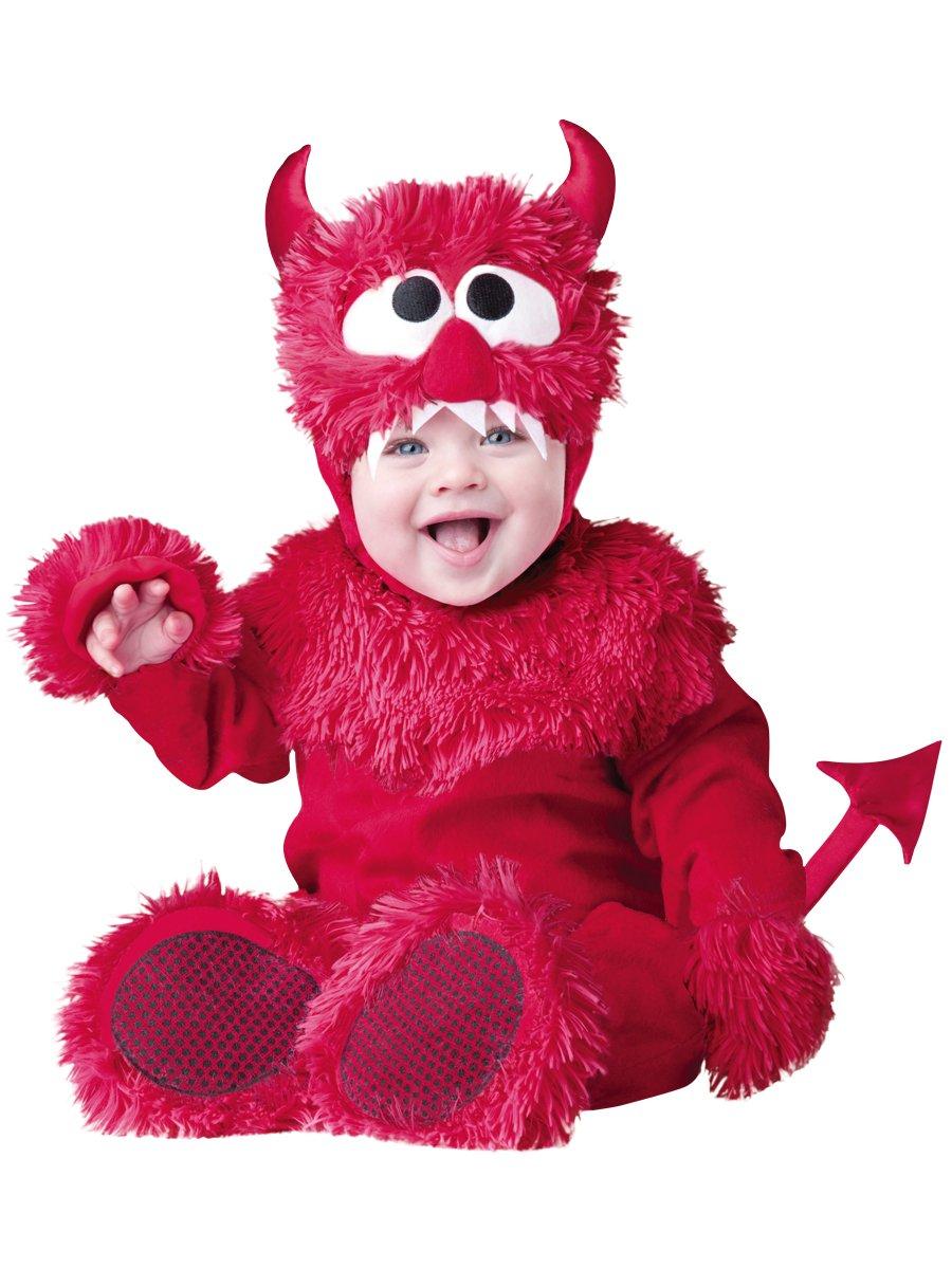 Teufel Babykostüm - 18-24 Monate
