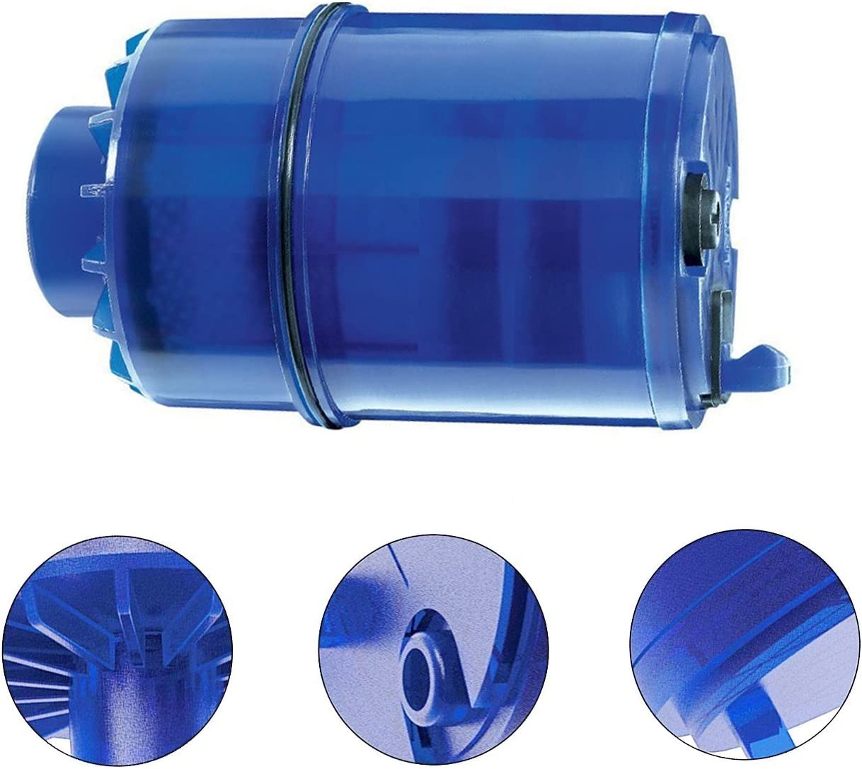 RF-9999 Water Filter Compatible with Pur RF9999 Faucet Replacement Water Filter