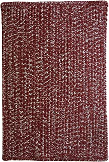 product image for Capel Rugs Team Spirit Area Rug, 7' x 9', Maroon Grey