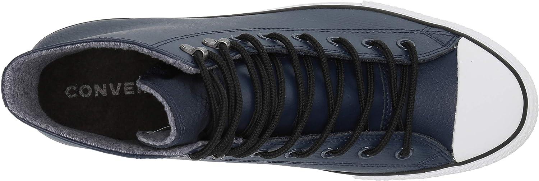 Converse CTAS Winter Leather Chaussures Bleu