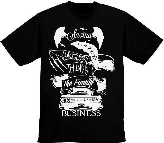 Saving People Hunting Things Family Business Car Design Men S Herren