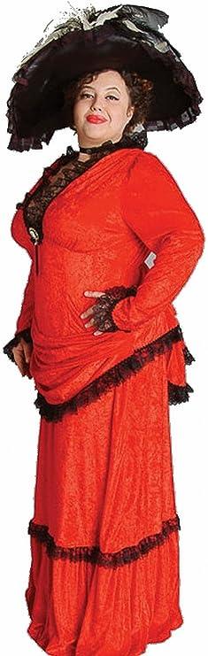 Plus Size Women's Victorian Costume