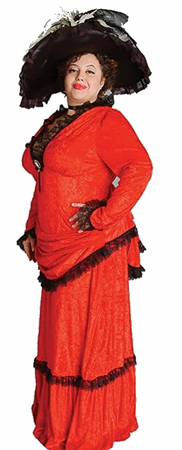 1900s, 1910s, WW1, Titanic Costumes Tabis Characters Womens Plus Size Victorian Theatrical Costume $279.99 AT vintagedancer.com