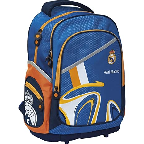 REAL MADRID - Mochila RM-12 Real Madrid Color