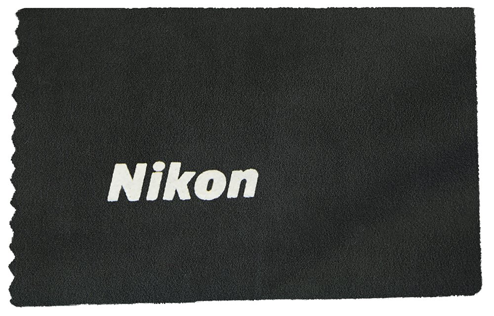 Nikon FogKlear Dry Anti-Fog Cleaning Cloth 16141