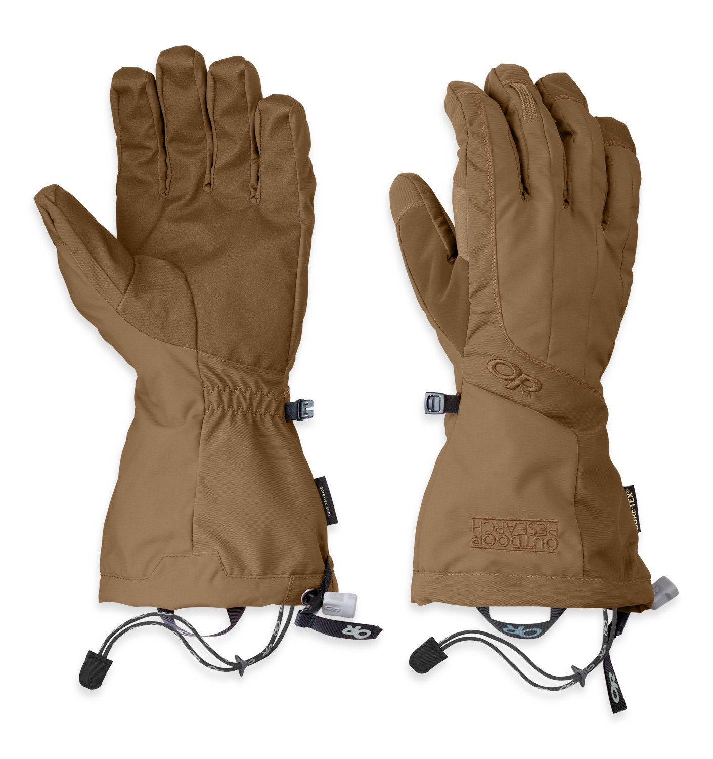 Outdoor Research Men's Arete Gloves, Coyote, X-Large by Outdoor Research