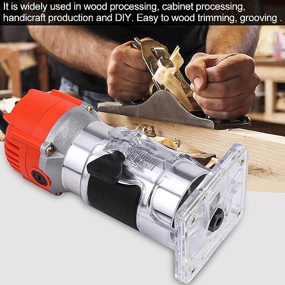 Cocoarm cortador de madera, cortador de mano eléctrico ...