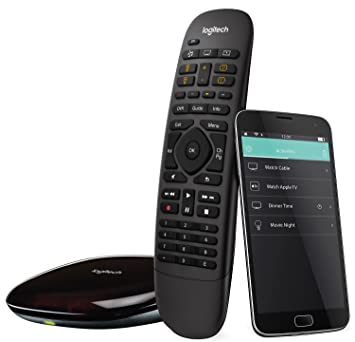 Amazon Logitech Harmony Companion All In One Remote Control For