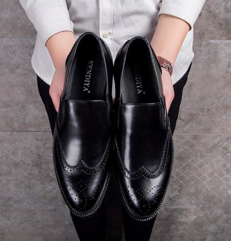 SHIXRAN Männer Oxford Oxford Oxford Brogue Business Herren Schuhe Britische Sets Von Füßen Herren Schuhe Hochwertige Leder Authentic Schuhe Breathable f5d52b
