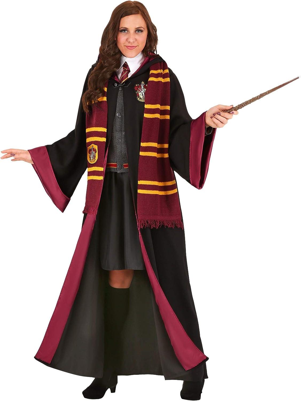 Adult Girl Version Hermione Granger Cosplay Costume Gryffindor Kid size Stock