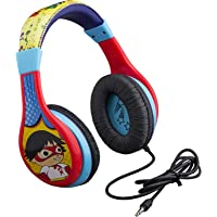 Ryans World Kids Headphones, Adjustable Headband, Stereo Sound, 3.5Mm Jack, Wired Headphones for Kids, Tangle-Free…